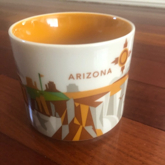 Starbucks Arizona You Are Here Collection Cup